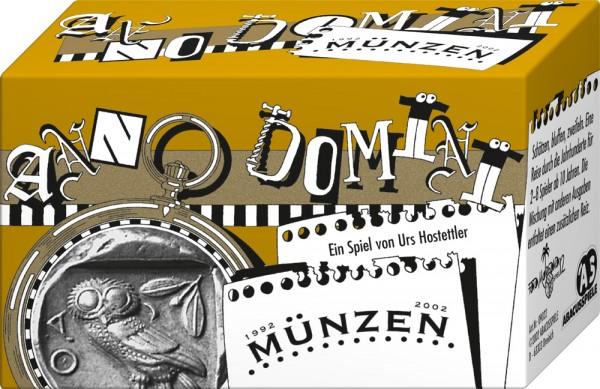 Anno Domini – Münzen