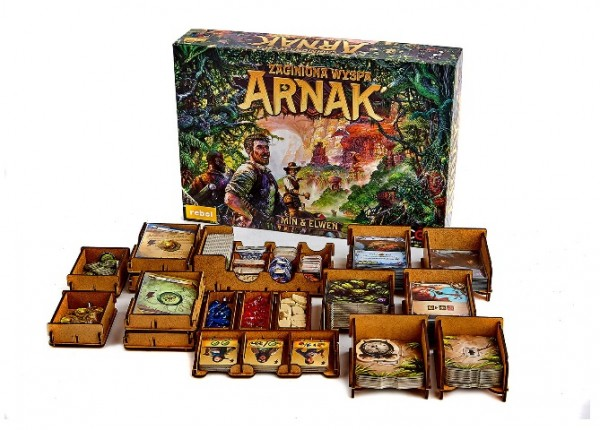 Insert: Lost Ruins of Arnak
