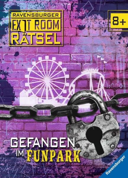 Exit Room Rätsel: Gefangen im Funpark