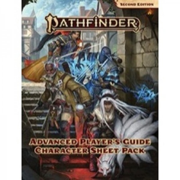 Pathfinder 2.0 Advanced Player's Guide Character Sheet Pack