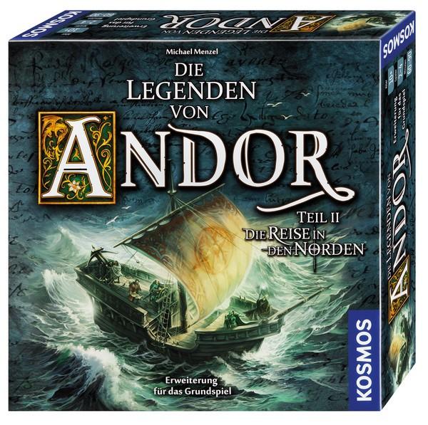 Die Legenden von Andor: Die Reise in den Norden – 2. Erw.
