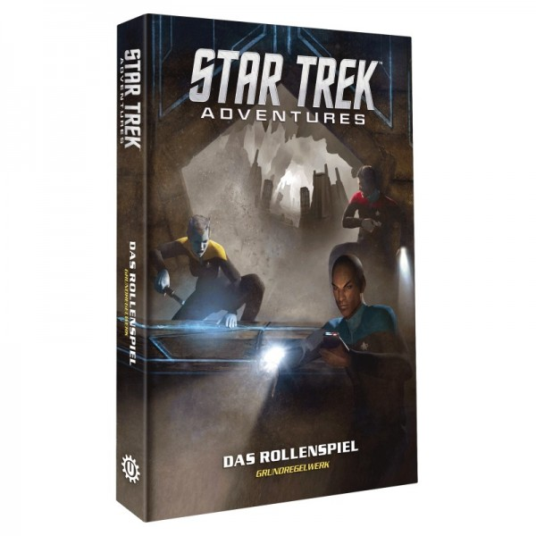 Star Trek Adventures: Grundregelwerk