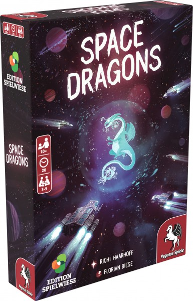 Space Dragons (Edition Spielwiese)