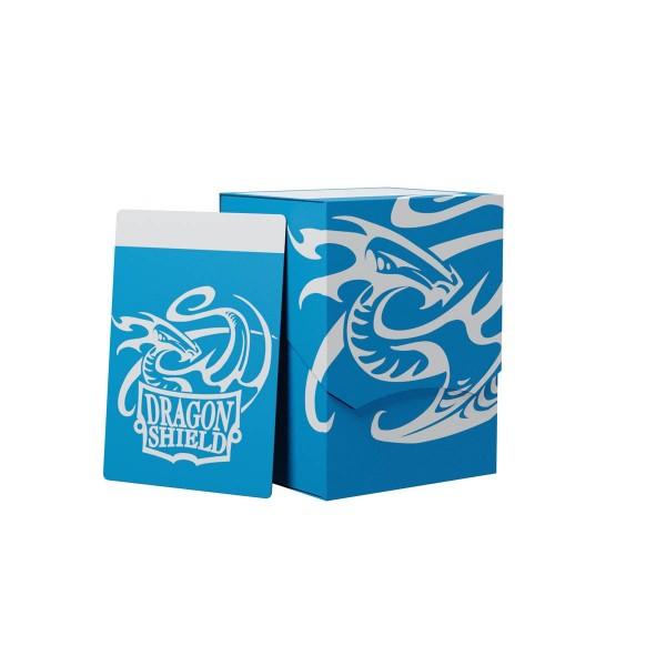Dragon Shield: Deck Shell 100+: Blue/Black