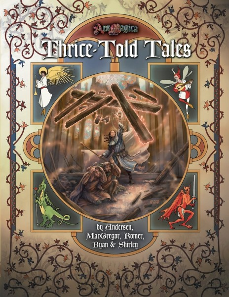 Ars Magica: Thrice Told Tales