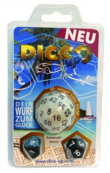 Dice-Up D50 Lottowürfel im Blister