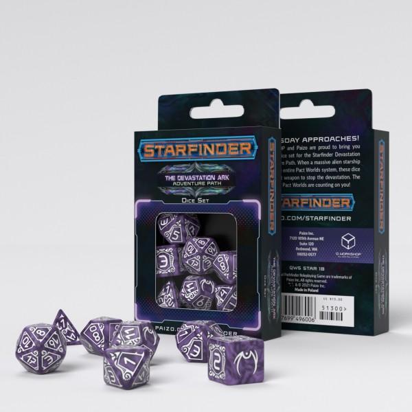 Starfinder Devastation Ark Dice Set (7)
