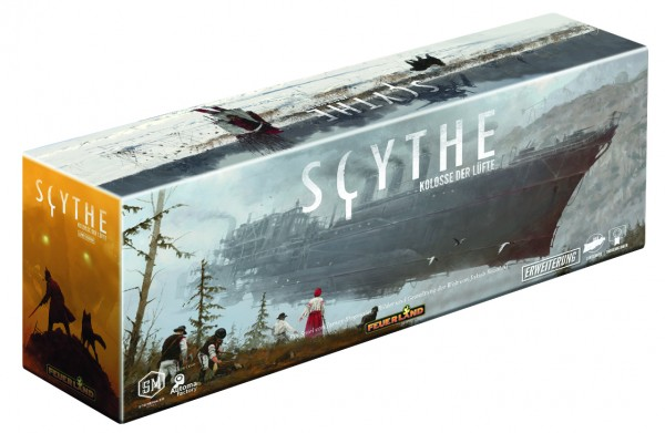 Scythe: Kolosse der Lüfte [Erweiterung]