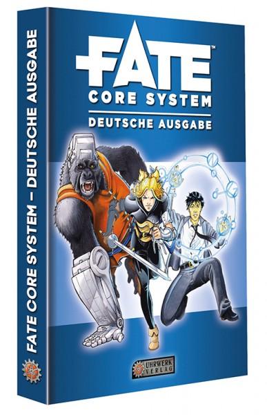 Fate: Core System (deutsche Ausgabe)