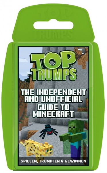 Top Trumps – Independent & Unofficial Guide to Minecraft