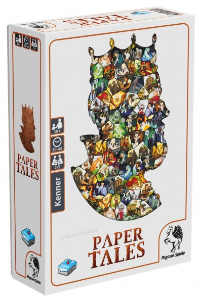 Paper Tales (Frosted Games) *Empfohlen Kennerspiel des Jahres 2019*