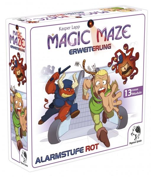 Magic Maze: Alarmstufe Rot [Erweiterung]