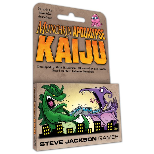 Munchkin Apocalypse: Kaiju