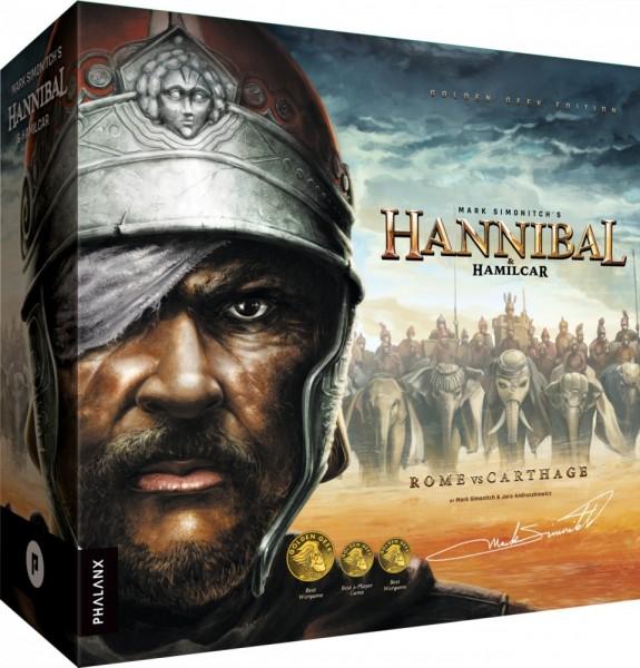 Hannibal & Hamilcar Golden Geek Edition