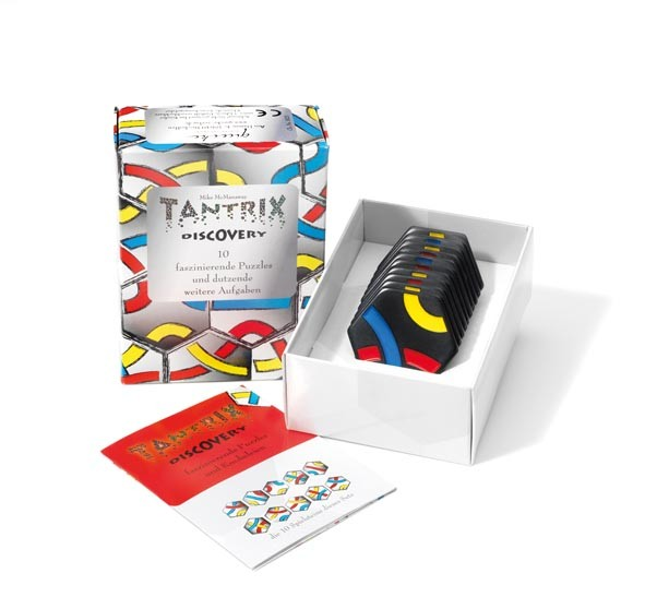Tantrix – Discovery (Schwarze Spielsteine)
