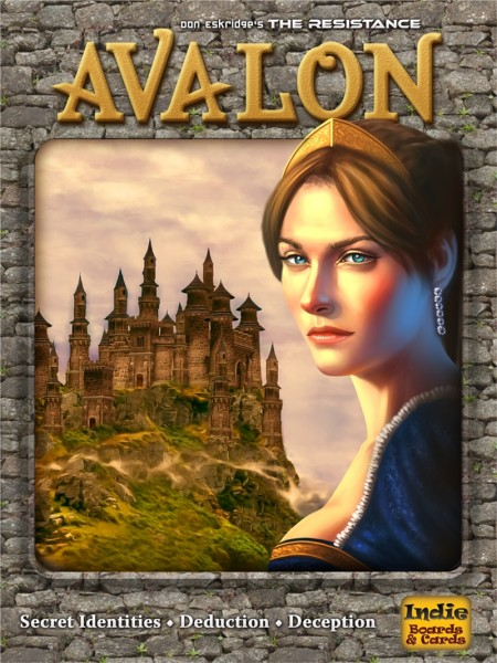 The Resistance: Avalon Expansion