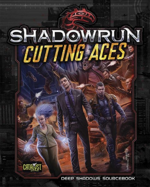 Shadowrun: Cutting Aces