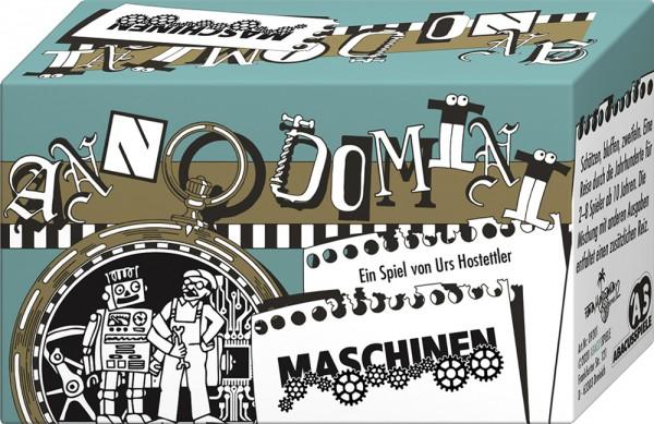 Anno Domini – Maschinen