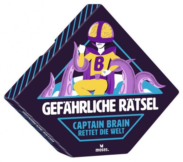 Gefährliche Rätsel - Captain Brain rettet die Welt