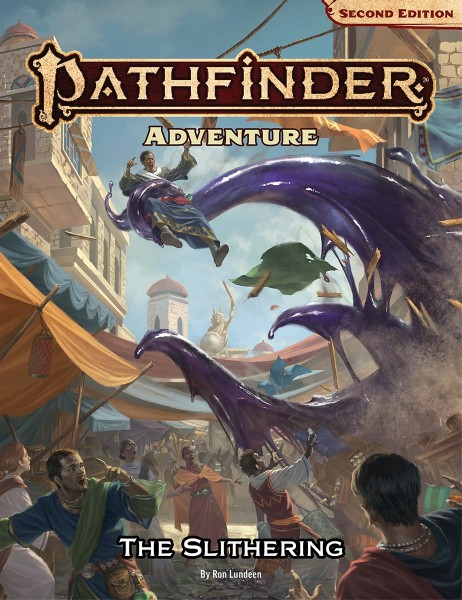 Pathfinder: The Slithering (P2)