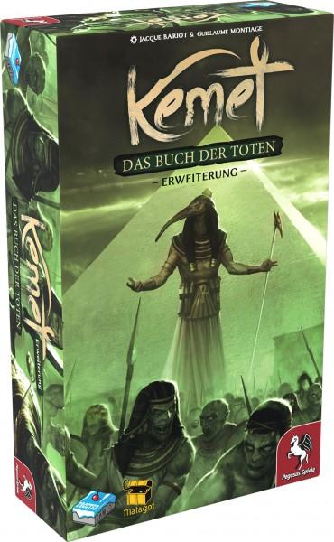 Kemet: Buch der Toten [Erweiterung] (Frosted Games)
