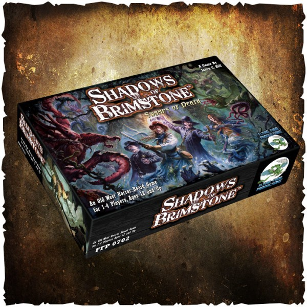 Shadows of Brimstone: Swamps of Death Revised Core Set