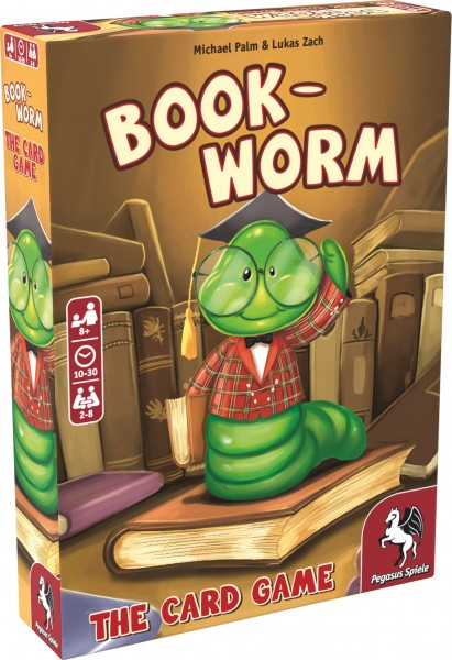 Bookworm - Card Game