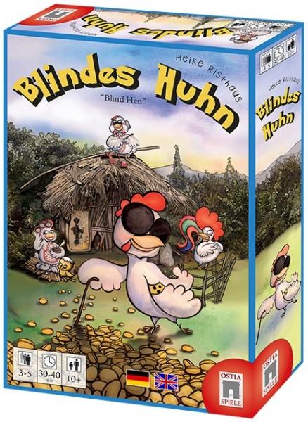 Blindes Huhn - Trickreiches Versteigerungsspiel mit viel Bluff