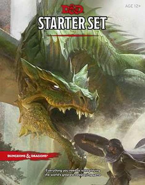 Dungeons & Dragons TRPG Starter Set *Neu*