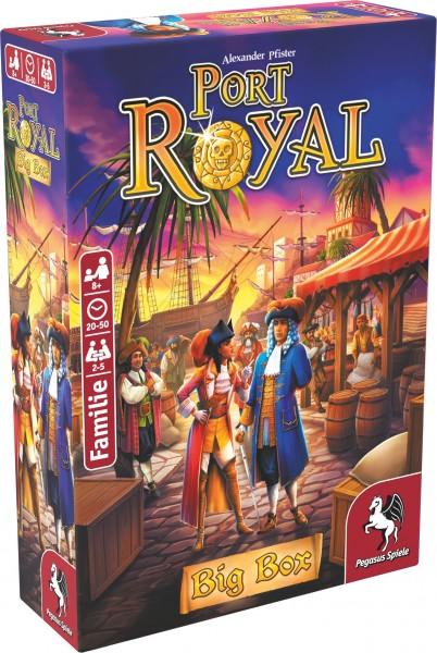 Port Royal Big Box (deutsch)