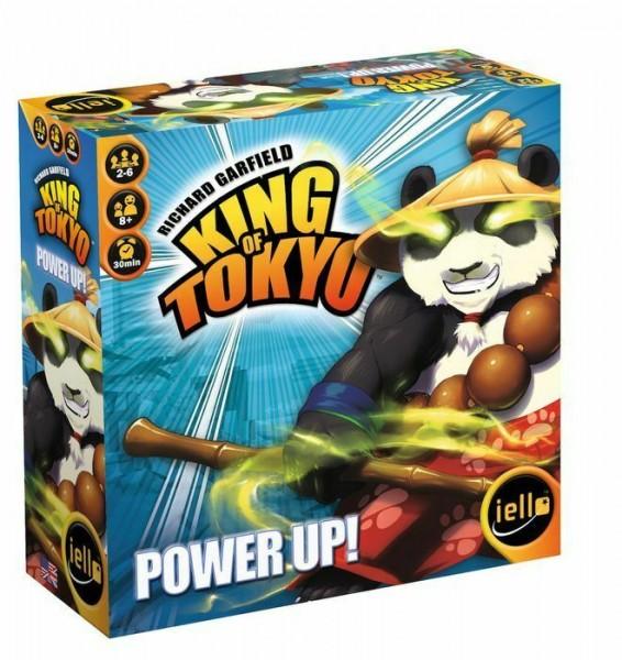 King of Tokyo: Power Up (englisch)