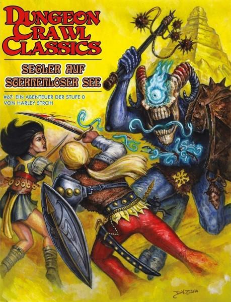 Dungeon Crawl Classics: Segler auf sternenloser See