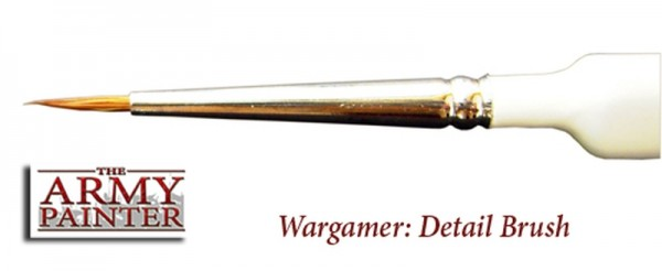 Wargamer Brush - Detail