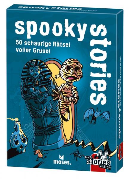 black stories Junior – spooky stories