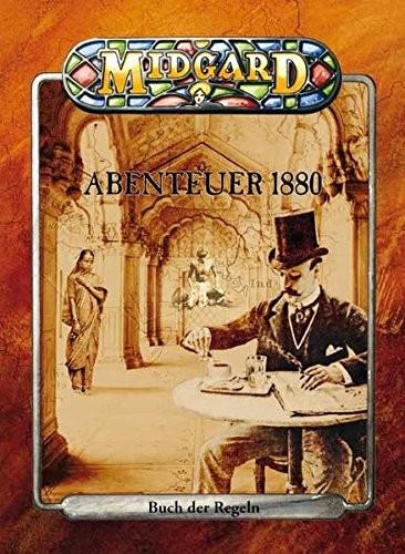 MIDGARD Abenteuer 1880 Regelbuch