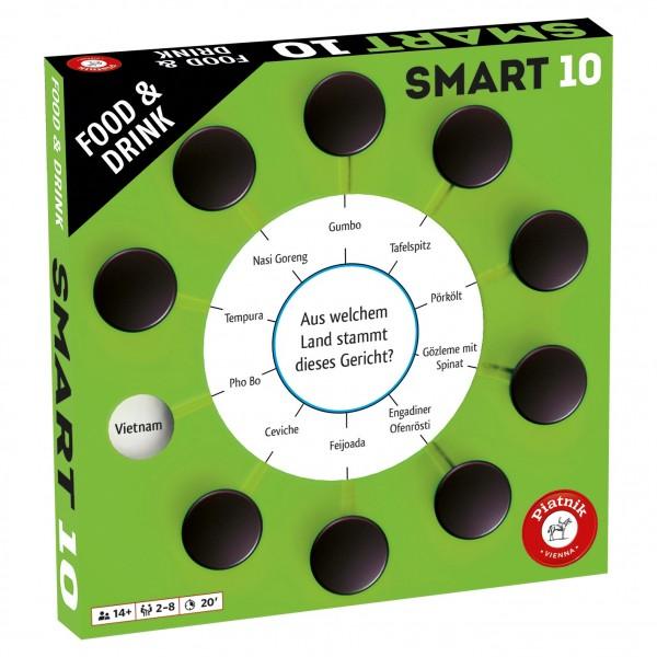 Smart 10: Zusatzfragen 3.0 Food & Drink [Erweiterung]