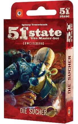 51st State: Die Sucher