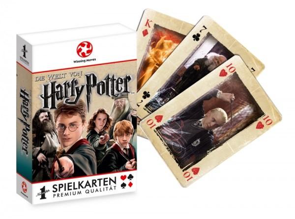 Playing Cards – Harry Potter *NEU*