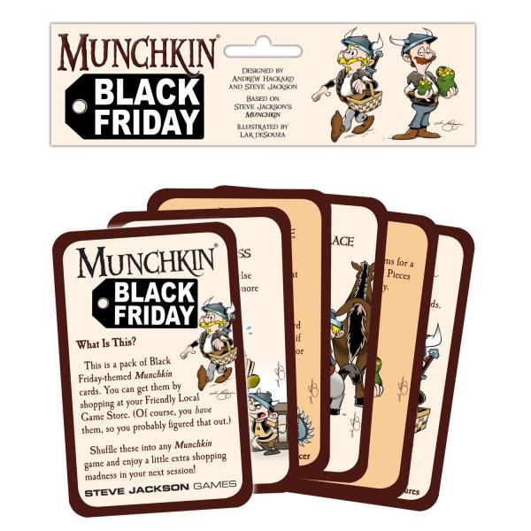 Munchkin Black Friday