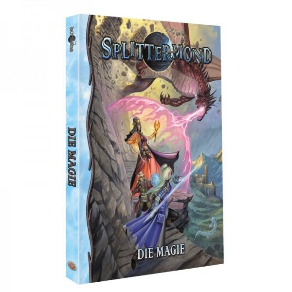 Splittermond: Die Magie (Taschenbuch)