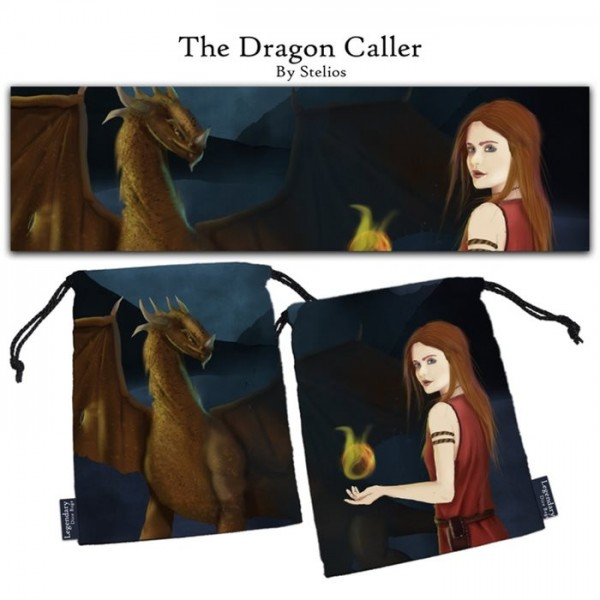 Legendary Dice Bag: The Dragon Caller