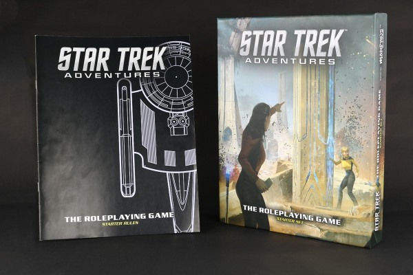 Star Trek: Star Trek Adventures Starter Set (Box Set)