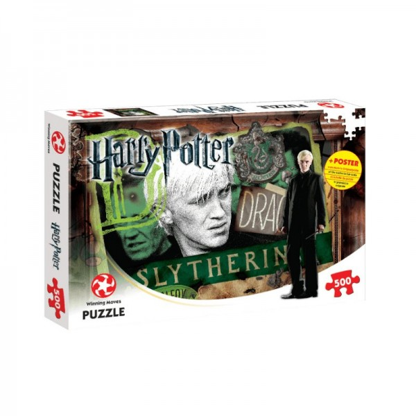 Puzzle: Harry Potter Slytherin (500 Teile)