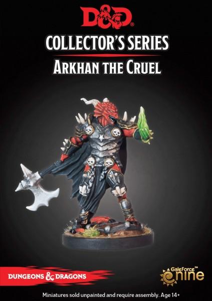 D&D: Arkhan the Cruel - Dragonborn (1 Figur)