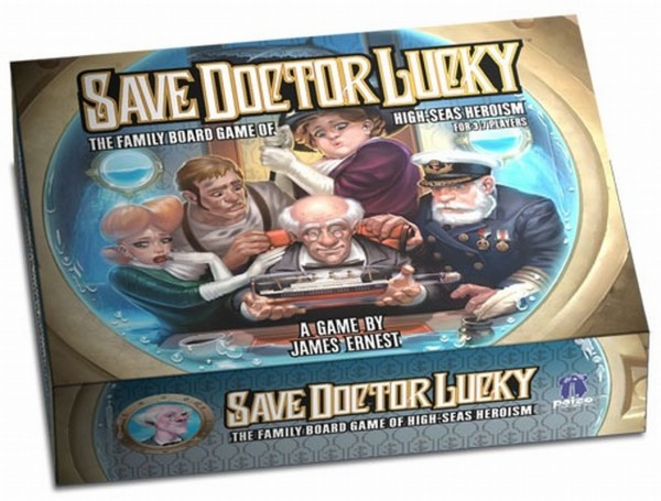 Kill Doctor Lucky: Save Doctor Lucky Luxus Edition
