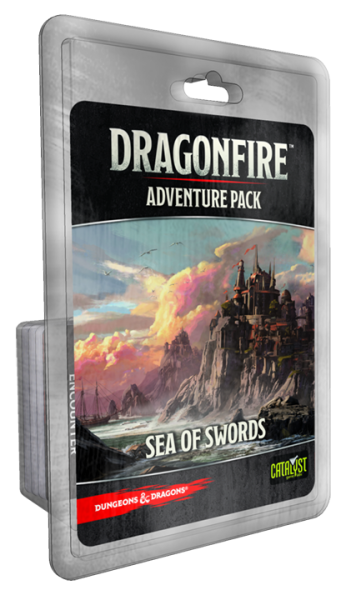 Dragonfire: Sea of Swords