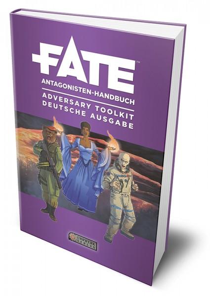 Fate: Antagonistenhandbuch