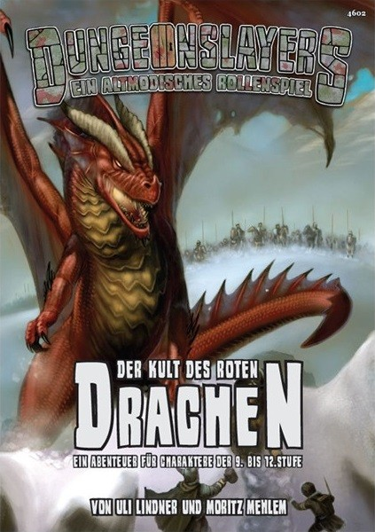 Dungeonslayers: Der Kult des roten Drachen