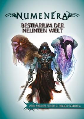 Numenera: Bestiarium der Neunten Welt