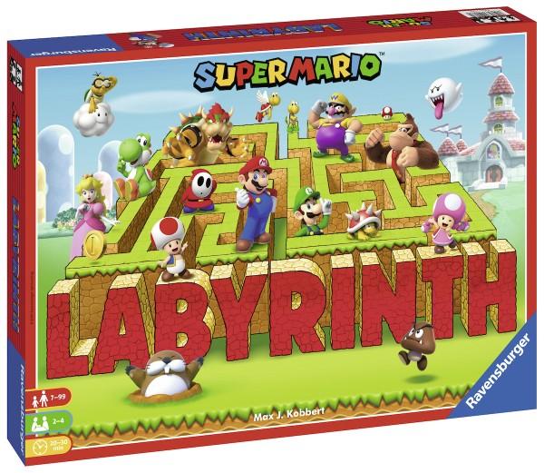 Das verrückte Labyrinth - Super Mario